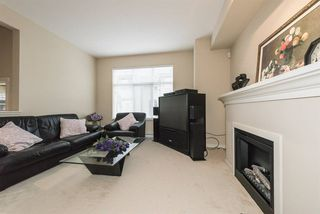 "Photo 2: 61 7288 HEATHER Street in Richmond: McLennan North Townhouse for sale in ""Barrington Walk"" : MLS®# R2259989"
