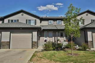 Main Photo: 3 13838 166 Avenue in Edmonton: Zone 27 Townhouse for sale : MLS®# E4115254