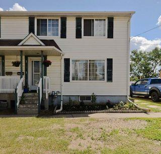 Main Photo: 13431 127 Street in Edmonton: Zone 01 House Half Duplex for sale : MLS®# E4117016