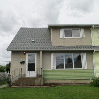 Main Photo: 13228 91 Street NW in Edmonton: Zone 02 House Half Duplex for sale : MLS®# E4122334