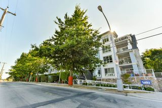 "Main Photo: 205 12639 NO. 2 Road in Richmond: Steveston South Condo for sale in ""NAUTICA SOUTH"" : MLS®# R2294777"