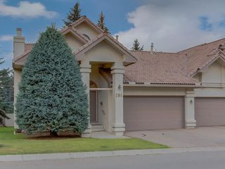 Photo 1: 206 PALISBRIAR Park SW in Calgary: Palliser Semi Detached for sale : MLS®# C4201652