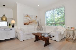 "Photo 3: 37 100 KLAHANIE Drive in Port Moody: Port Moody Centre Townhouse for sale in ""INDIGO"" : MLS®# R2303018"