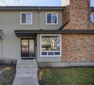 Main Photo: 11807 32A Avenue in Edmonton: Zone 16 Townhouse for sale : MLS®# E4131164