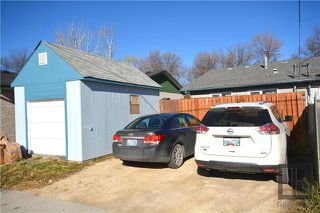 Photo 20: 308 Dowling Avenue East in Winnipeg: East Transcona Residential for sale (3M)  : MLS®# 1828540