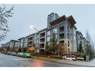 "Main Photo: 408 13339 102A Avenue in Surrey: Whalley Condo for sale in ""ELEMENT"" (North Surrey)  : MLS®# R2322074"