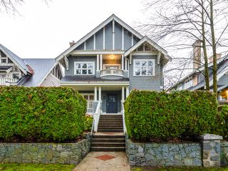 "Main Photo: 322 W 15TH Avenue in Vancouver: Mount Pleasant VW Townhouse for sale in ""Mayor's House"" (Vancouver West)  : MLS®# R2324549"