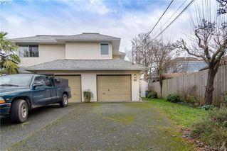 Photo 2: 411 Powell St in VICTORIA: Vi James Bay Half Duplex for sale (Victoria)  : MLS®# 803949