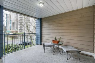 """Photo 15: 206 1200 EASTWOOD Street in Coquitlam: North Coquitlam Condo for sale in """"LAKESIDE TERRACE"""" : MLS®# R2334892"""