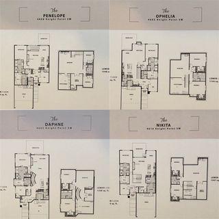 Photo 2: 4604 Knight Point in Edmonton: Zone 56 House Half Duplex for sale : MLS®# E4142347