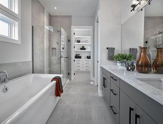Photo 23: 4604 Knight Point in Edmonton: Zone 56 House Half Duplex for sale : MLS®# E4142347