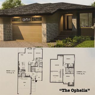 Photo 4: 4604 Knight Point in Edmonton: Zone 56 House Half Duplex for sale : MLS®# E4142347