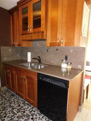 Photo 1: 302 10745 83 Avenue in Edmonton: Zone 15 Condo for sale : MLS®# E4143432