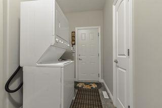 Photo 22: 49 1225 WANYANDI Road in Edmonton: Zone 22 House Half Duplex for sale : MLS®# E4145083