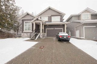 "Photo 1: 12176 204B Street in Maple Ridge: Northwest Maple Ridge House for sale in ""VILLAGE WALK"" : MLS®# R2345411"