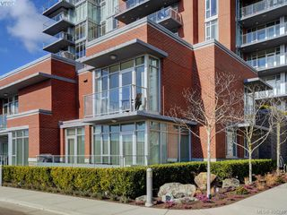 Main Photo: TH3 100 Saghalie Road in VICTORIA: VW Songhees Townhouse for sale (Victoria West)  : MLS®# 406248
