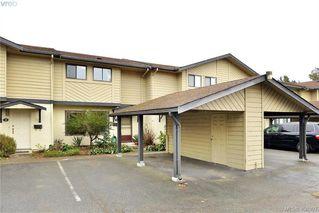 Main Photo: 3 1741 McKenzie Avenue in VICTORIA: SE Gordon Head Townhouse for sale (Saanich East)  : MLS®# 406393