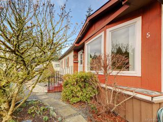 Photo 24: 5 2607 Selwyn Rd in VICTORIA: La Mill Hill Manufactured Home for sale (Langford)  : MLS®# 808248