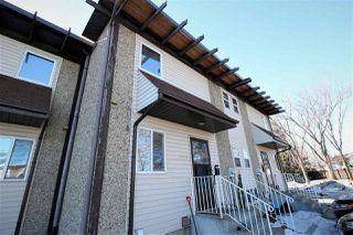 Main Photo: 14662 121 Street in Edmonton: Zone 27 Townhouse for sale : MLS®# E4148281