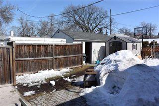 Photo 19: 1089 McCalman Avenue in Winnipeg: East Elmwood Residential for sale (3B)  : MLS®# 1906351