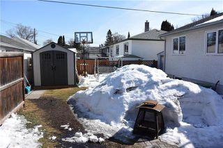 Photo 18: 1089 McCalman Avenue in Winnipeg: East Elmwood Residential for sale (3B)  : MLS®# 1906351