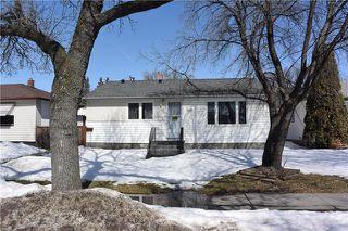 Photo 1: 1089 McCalman Avenue in Winnipeg: East Elmwood Residential for sale (3B)  : MLS®# 1906351