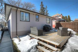 Photo 19: 141 Seven Oaks Avenue in Winnipeg: Scotia Heights Residential for sale (4D)  : MLS®# 1907228