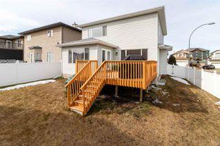 Photo 28: 16413 49 Street in Edmonton: Zone 03 House for sale : MLS®# E4150018