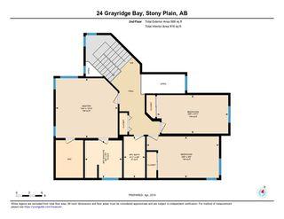 Photo 3: 24 BRIARWOOD Point: Stony Plain House for sale : MLS®# E4152055