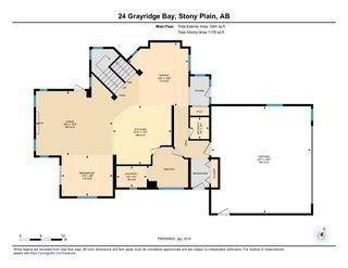 Photo 2: 24 BRIARWOOD Point: Stony Plain House for sale : MLS®# E4152055