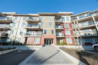 """Photo 2: D201 20211 66 Avenue in Langley: Willoughby Heights Condo for sale in """"ELEMENTS"""" : MLS®# R2359216"""