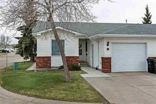Main Photo: 1 10 RITCHIE Way: Sherwood Park House Half Duplex for sale : MLS®# E4153340