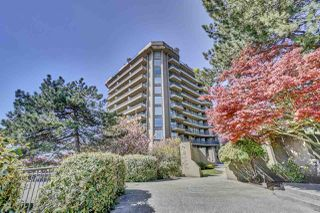 "Photo 3: 603 3740 ALBERT Street in Burnaby: Vancouver Heights Condo for sale in ""BOUNDARY VIEW"" (Burnaby North)  : MLS®# R2363270"