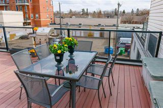 Photo 24: 401 10745 83 Avenue NW in Edmonton: Zone 15 Condo for sale : MLS®# E4155072