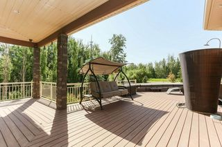 Photo 26: 37 26328 TWP RD 532A Road: Rural Parkland County House for sale : MLS®# E4155330