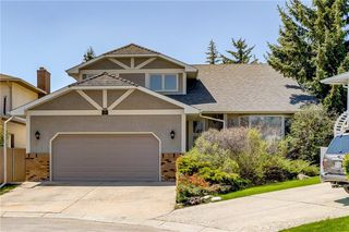 Photo 1: 23 CEDARBROOK Close SW in Calgary: Cedarbrae Detached for sale : MLS®# C4247711