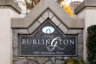 Photo 1: 303 2968 Burlington Drive in The Burlington: Home for sale : MLS®# V920053