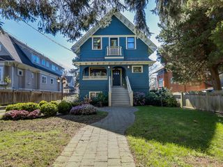 Photo 1: 2328 West 5th Ave in Vancouver: Kitsilano Home for sale ()  : MLS®# R2052692
