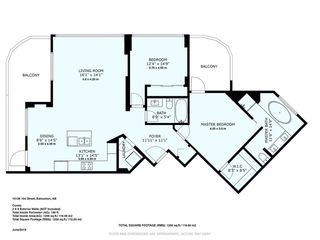 Photo 27: 2803 10136 104 Street in Edmonton: Zone 12 Condo for sale : MLS®# E4160820