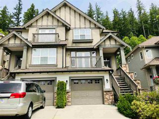 Main Photo: 33 HICKORY Drive in Port Moody: Heritage Woods PM House 1/2 Duplex for sale : MLS®# R2378481