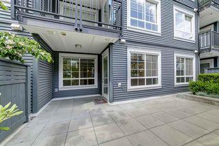 """Photo 11: 109 608 COMO LAKE Avenue in Coquitlam: Coquitlam West Condo for sale in """"GEORGIA"""" : MLS®# R2470946"""