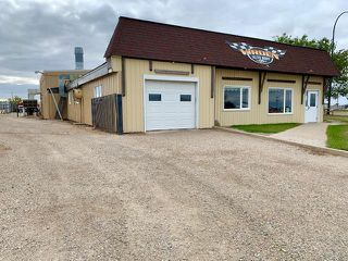 Photo 1: 1 Highway & King Street in Virden: Industrial / Commercial / Investment for sale (R33 - Southwest)  : MLS®# 202022876