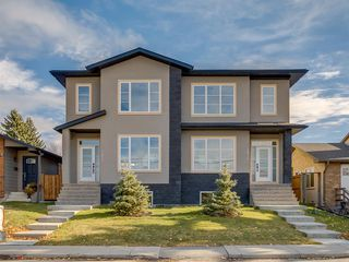 Main Photo: 3822 3 Street NW in Calgary: Highland Park Semi Detached for sale : MLS®# A1040531