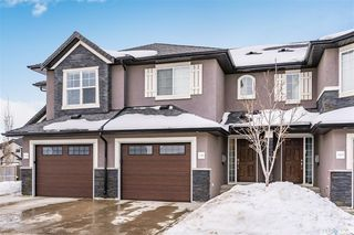 Photo 2: 108 1303 Paton Crescent in Saskatoon: Willowgrove Residential for sale : MLS®# SK837362