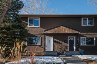 Main Photo: 4507 Stanley Road SW in Calgary: Parkhill Semi Detached for sale : MLS®# A1059747