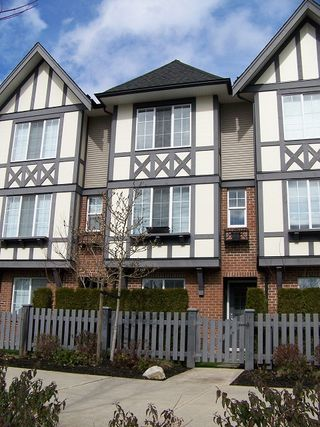 "Photo 1: 57 20875 80TH Avenue in Langley: Willoughby Heights Townhouse for sale in ""Pepperwood"" : MLS®# F1107056"