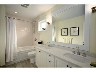 Photo 6: 3541 W 8TH Avenue in Vancouver: Kitsilano House 1/2 Duplex for sale (Vancouver West)  : MLS®# V900175