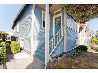 Photo 1: 2709 E PENDER Street in Vancouver: Renfrew VE House for sale (Vancouver East)  : MLS®# V908611