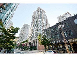 "Photo 1: 3105 928 HOMER Street in Vancouver: Yaletown Condo for sale in ""YALETOWN PARK 1"" (Vancouver West)  : MLS®# V908843"