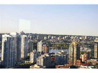 "Photo 3: 3105 928 HOMER Street in Vancouver: Yaletown Condo for sale in ""YALETOWN PARK 1"" (Vancouver West)  : MLS®# V908843"